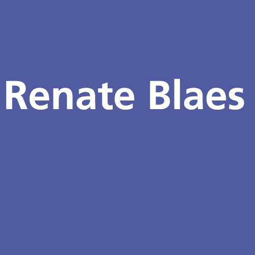 Bücher von Renate Blaes